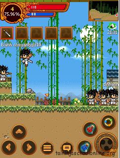 Game Ninja School Online